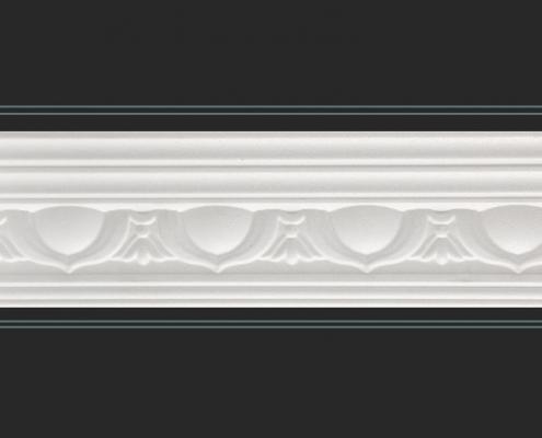 polystyrene cornice CG-001