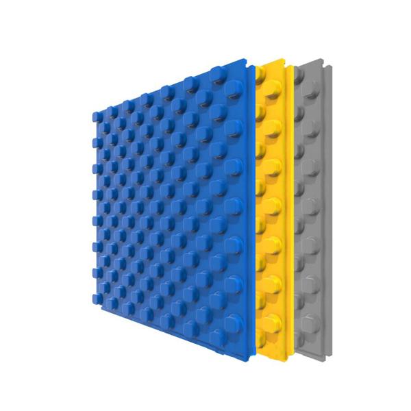 Underfloor heating boards