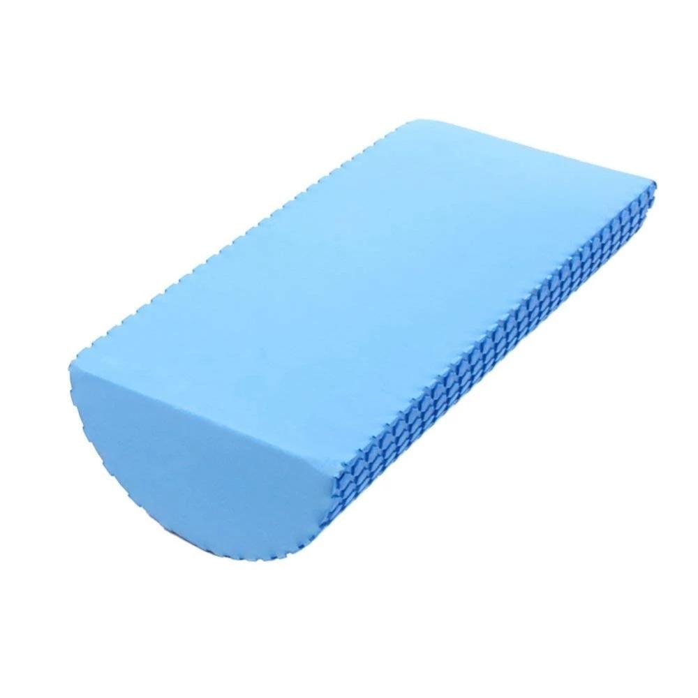 EVA Yoga Half Round Foam Roller2