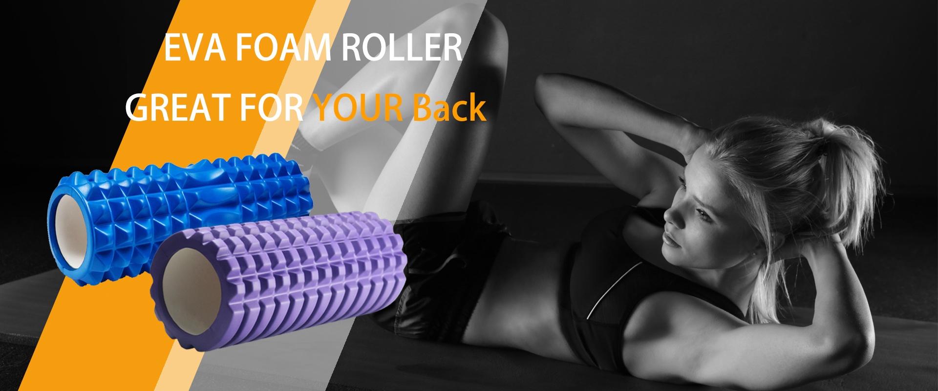 EVA yoga roller