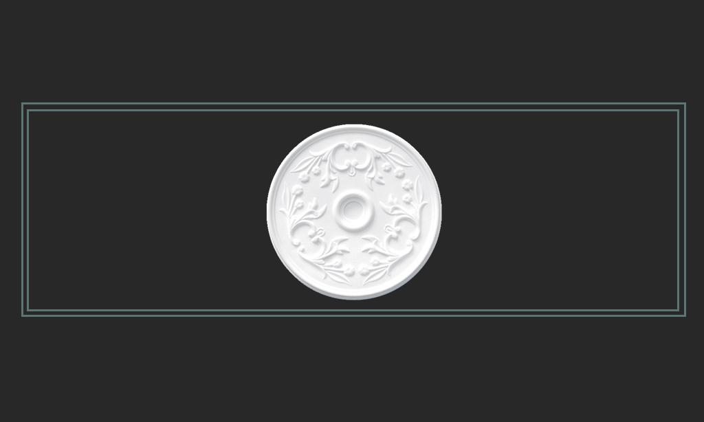 Polystyrene Cornice CG-026