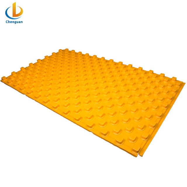 Under Floor Heating Polystyrene Foil3